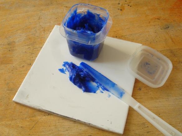 pigmented Vaseline