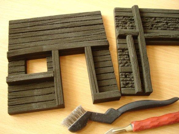superficies con foamboard Simulating-old-wood