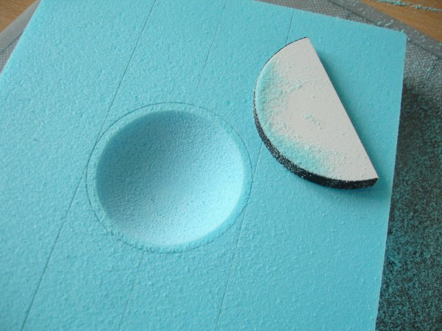 Shaping styrofoam | davidneat