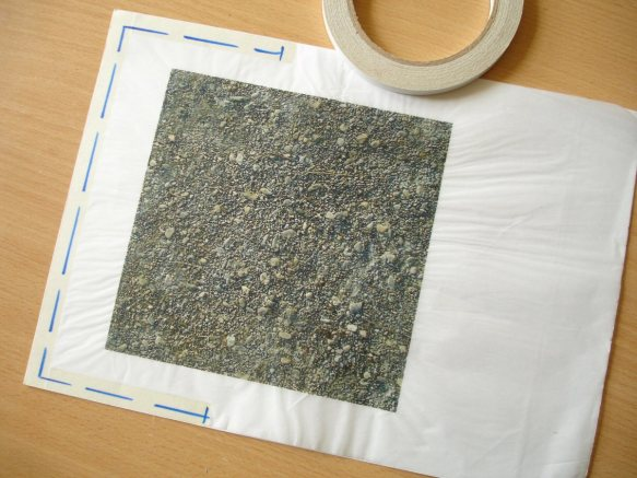 printing on tissue-paper