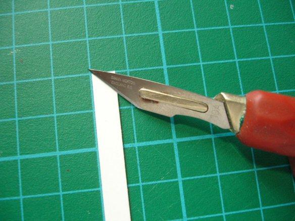 cutting a mitre
