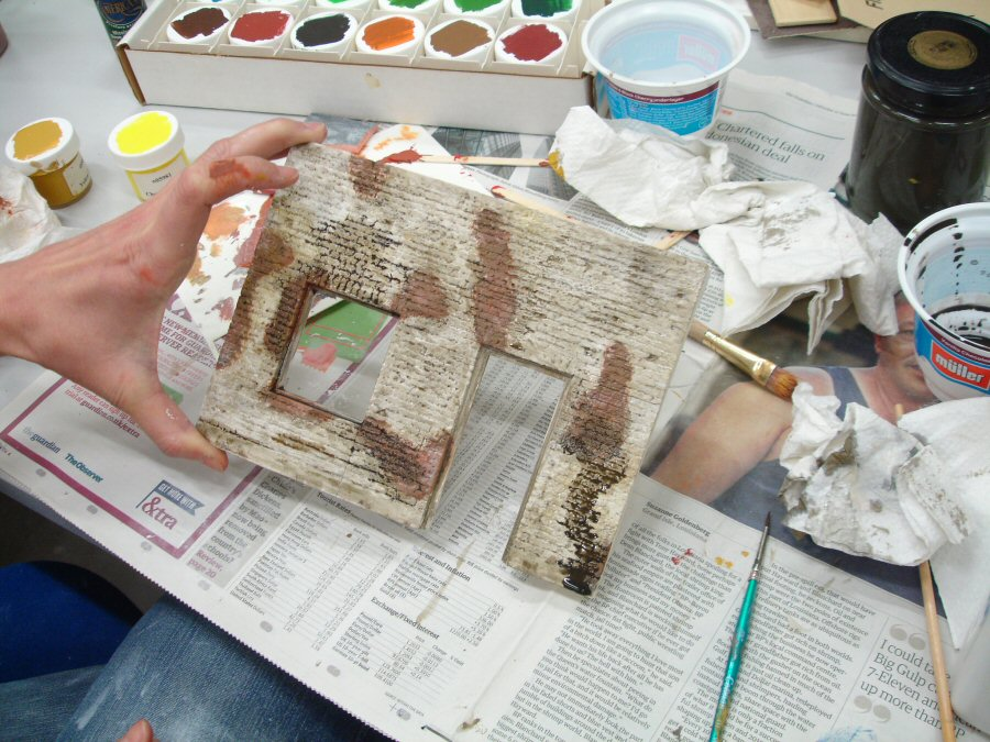 Scale Model Making Course At Csm Davidneat