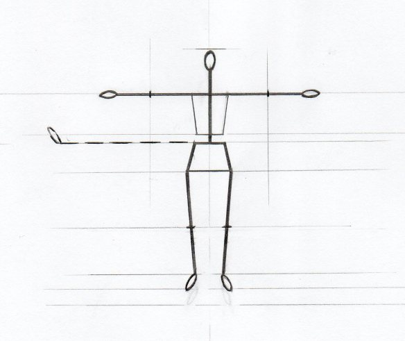 female soft wire armature 1to25