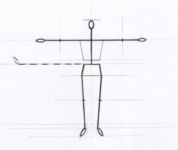 male soft wire armature 1to25