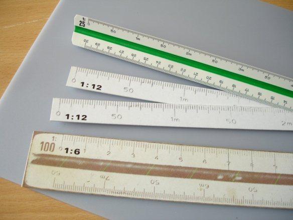 custom scale rulers