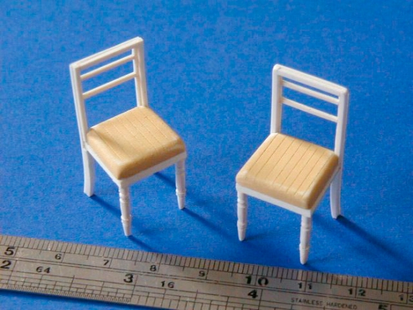 styrene chairs