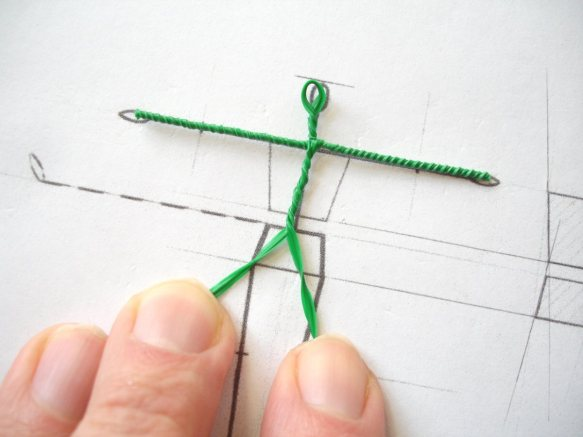making wire armature