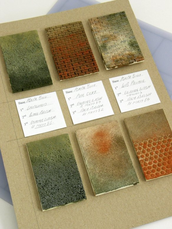 surface samples