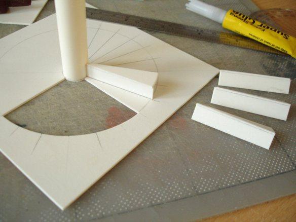 assembling steps