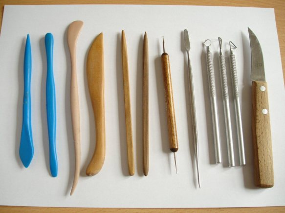 modelling tools selection