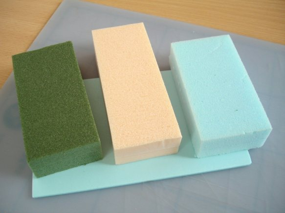 types of styrofoam