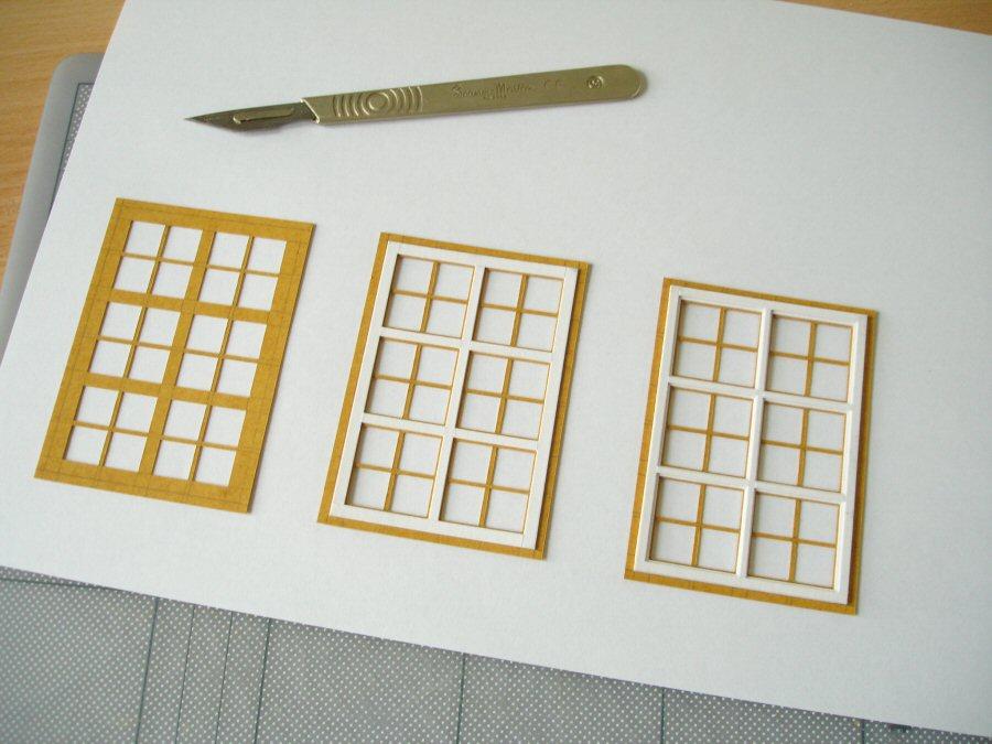 Making Window Frames Davidneat