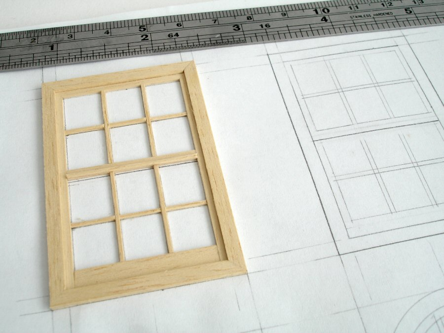 making window frames | davidneat