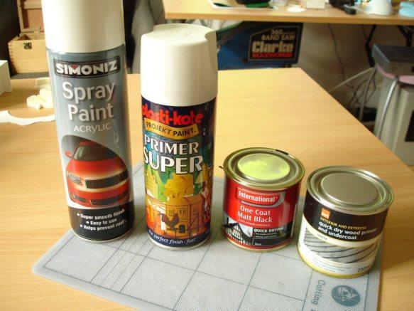 paint primers