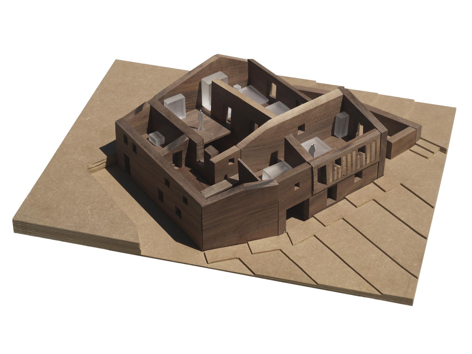Atelier La Juntana villa model