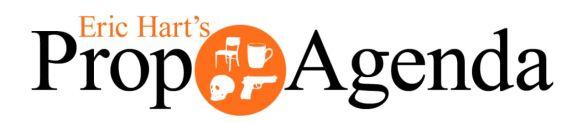 Prop Agenda header logo