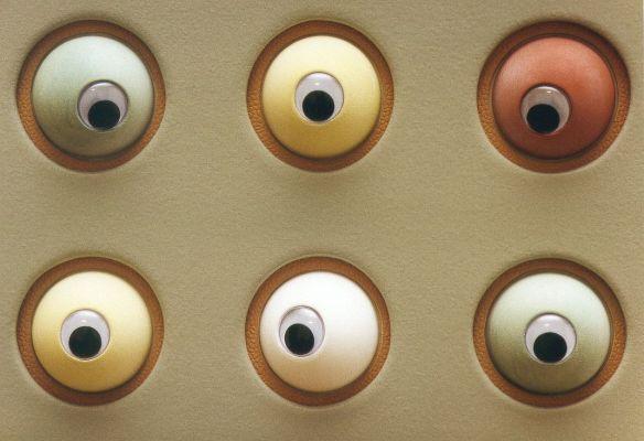 David Neat 'Augenvotiv' 1995
