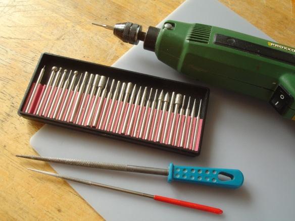 fine filing tools