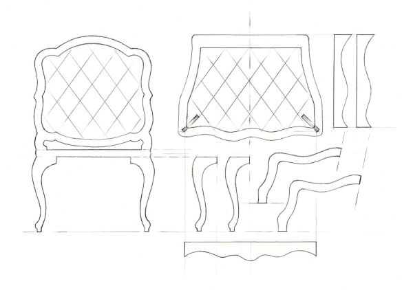Scale Furniture Drawings Davidneat
