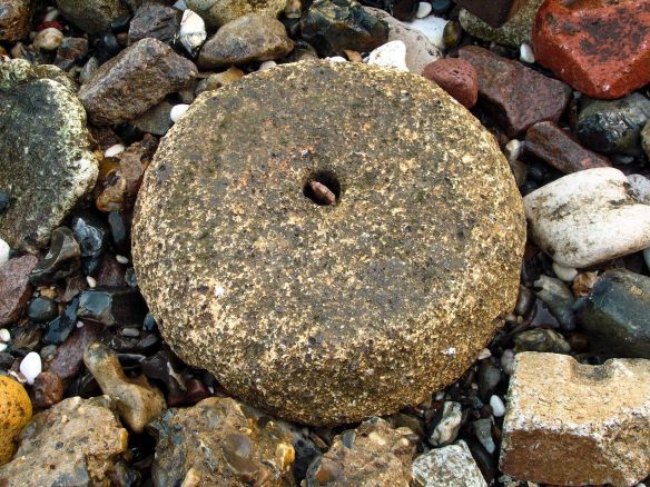 Unidentified stone, Thames Foreshore, Deptford