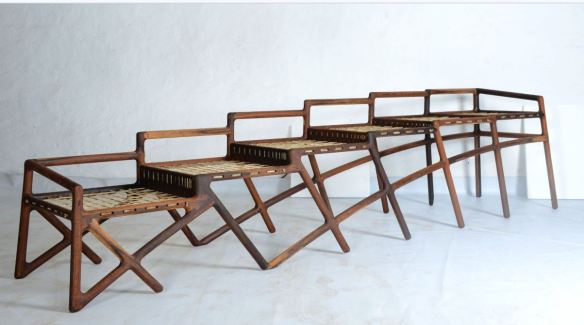 David Krynauw 'Jeppestown Waiting Bench', Southern Guild