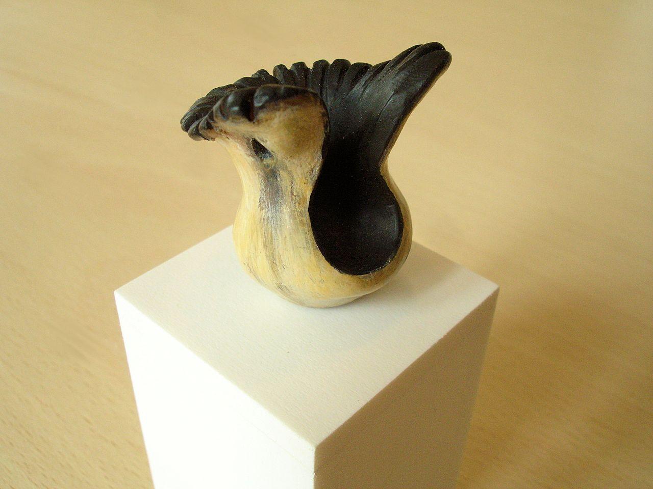 Nic Webb 'Lost Vessel', model by David Neat