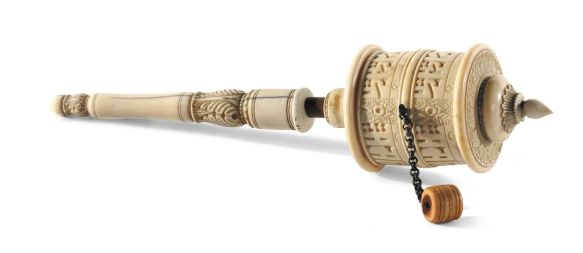 Tibetan prayer wheel, cambiaste.com