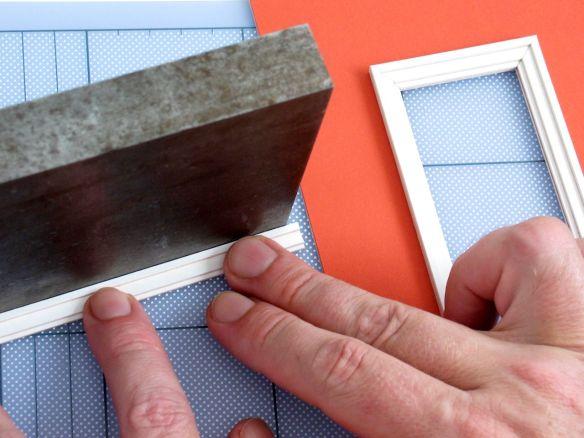 David Neat, Using metal blocks to aid construction