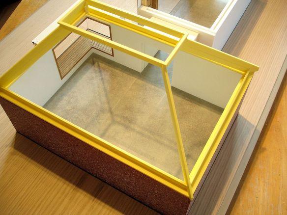 David Neat, architectural model, 2018