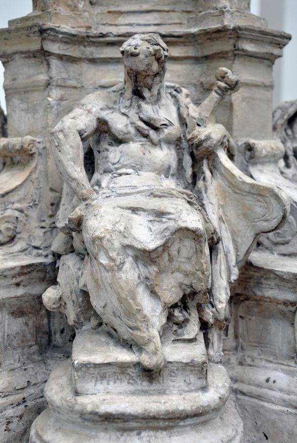 Jean Baptiste Carpeaux maquette